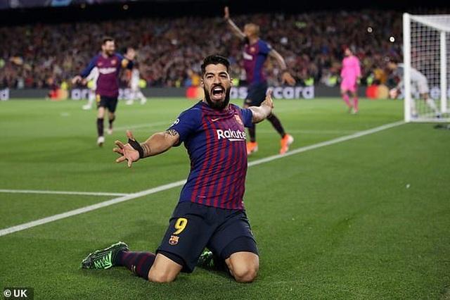 Barcelona 3-0 Liverpool: Cú đúp của Messi - 18