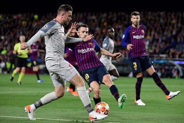 Barcelona 3-0 Liverpool: Cú đúp của Messi - 10