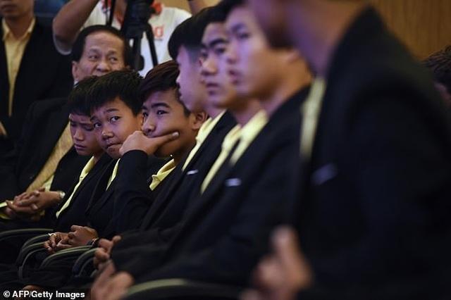 Đội bóng Thái Lan nhận hơn 2 tỷ đồng/người từ dự án phim - 3