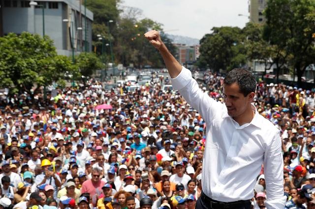 """""""Dấu chân"""" của Mỹ trong kế hoạch đảo chính bất thành tại Venezuela - 1"""