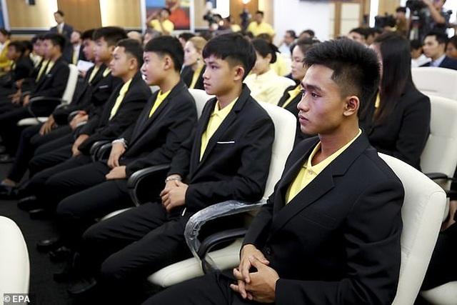 Đội bóng Thái Lan nhận hơn 2 tỷ đồng/người từ dự án phim - 4
