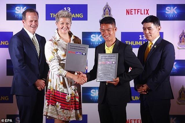 Đội bóng Thái Lan nhận hơn 2 tỷ đồng/người từ dự án phim - 6