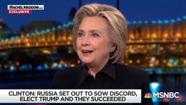 Bà Hillary gây tranh cãi vì kêu gọi Trung Quốc tấn công mạng ông Trump - 1