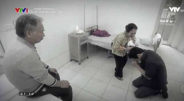 """NSƯT Trung Anh tiết lộ những cú tát """"trời giáng"""" khiến anh lo sợ trong """"Về nhà đi con"""" - 2"""