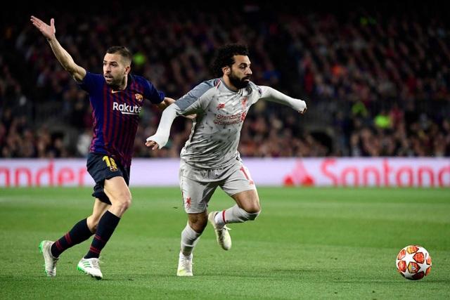 Chấm điểm trận Barcelona đại thắng Liverpool:  Messi đạt điểm 10 - 3