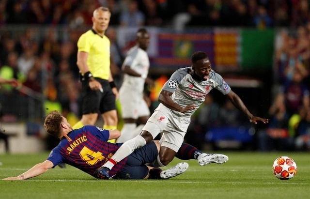 Chấm điểm trận Barcelona đại thắng Liverpool:  Messi đạt điểm 10 - 4