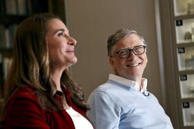Bill và Melinda Gates chia sẻ bí quyết hạnh phúc giúp thay đổi cuộc hôn nhân của họ - 1