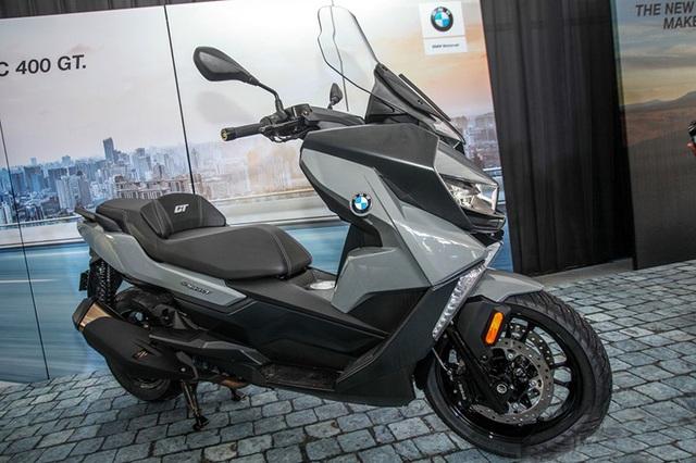 BMW tung ra hai mẫu xe ga sản xuất tại Trung Quốc - 15