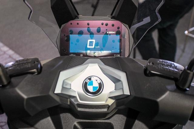BMW tung ra hai mẫu xe ga sản xuất tại Trung Quốc - 9