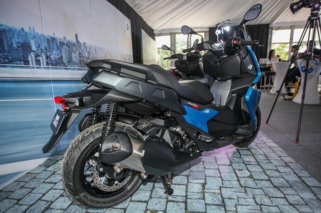 BMW tung ra hai mẫu xe ga sản xuất tại Trung Quốc - 6