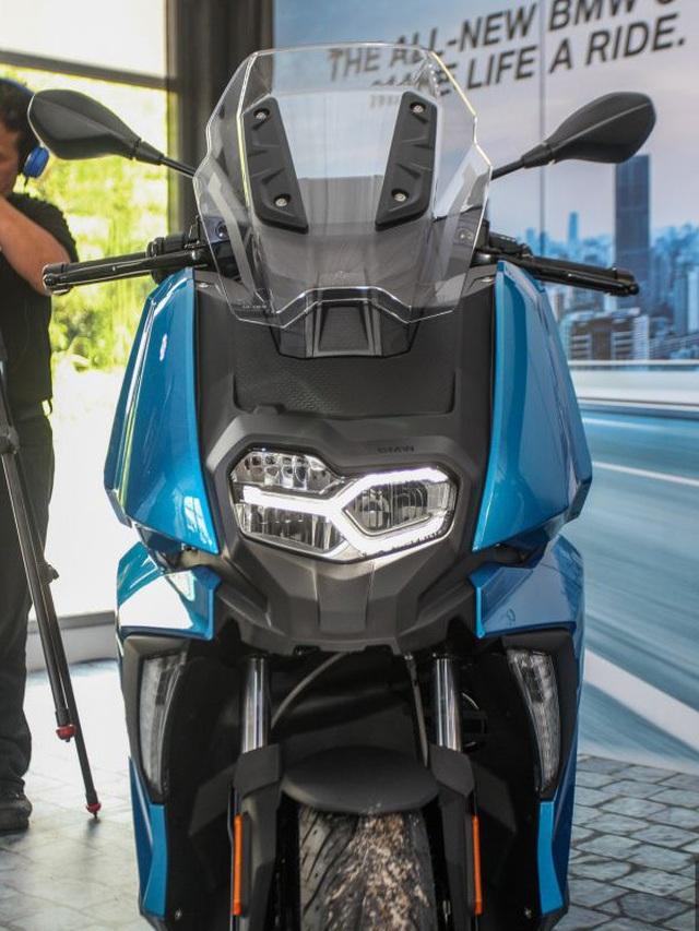 BMW tung ra hai mẫu xe ga sản xuất tại Trung Quốc - 4