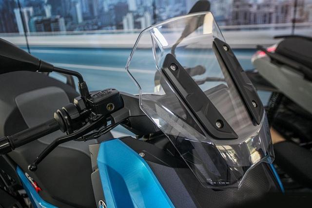 BMW tung ra hai mẫu xe ga sản xuất tại Trung Quốc - 8