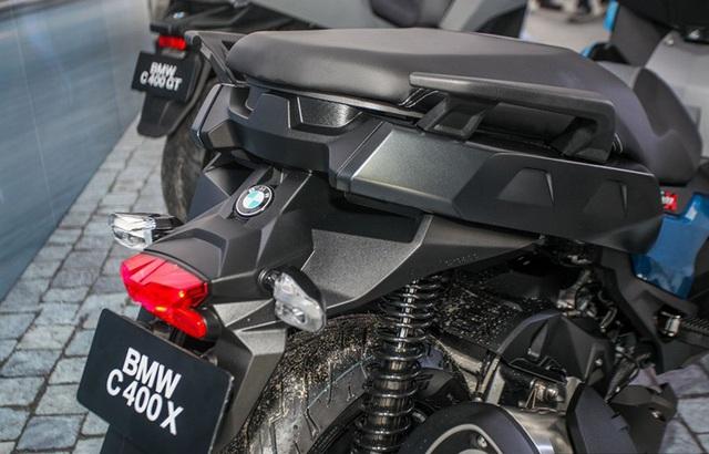 BMW tung ra hai mẫu xe ga sản xuất tại Trung Quốc - 13