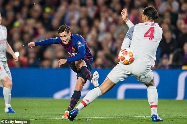 """Sự khác biệt giữa """"hai người cũ"""" của Liverpool trong màu áo Barcelona - 3"""