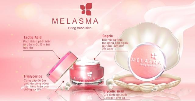 """Melasma-công thức hoàn hảo chấm dứt """"cơn ác mộng"""" nám da cho phụ nữ Á Đông - 2"""