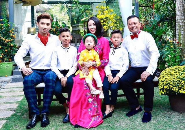 Tình bạn đáng ngưỡng mộ của diva Hồng Nhung và Hoa hậu Hà Kiều Anh - 13