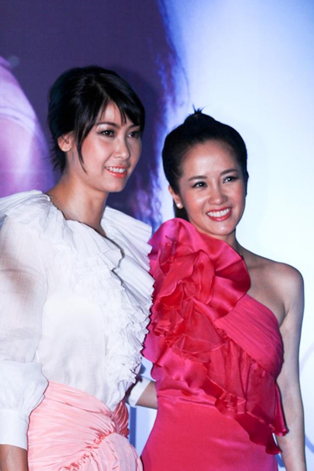 Tình bạn đáng ngưỡng mộ của diva Hồng Nhung và Hoa hậu Hà Kiều Anh - 5