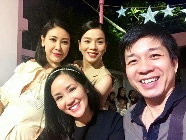 Tình bạn đáng ngưỡng mộ của diva Hồng Nhung và Hoa hậu Hà Kiều Anh - 8
