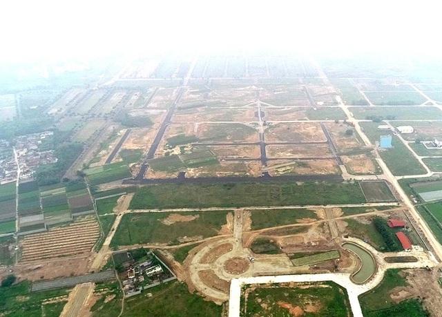 Hà Nội ngàn tỷ chôn vùi: Đau lòng siêu đô thị chỉ để nuôi vịt, thả bò - 1