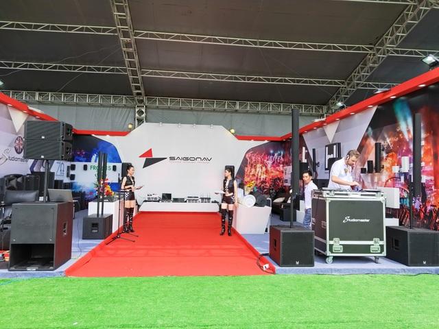 Dạo quanh triển lãm quốc tế các thiết bị biểu diễn chuyên nghiệp - Plase show 2019 - 9