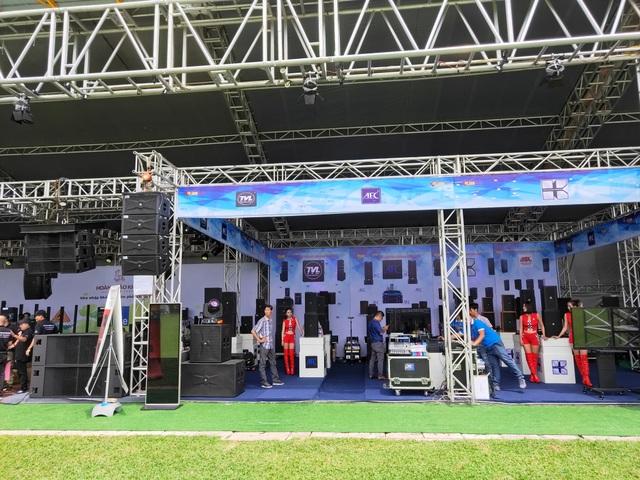 Dạo quanh triển lãm quốc tế các thiết bị biểu diễn chuyên nghiệp - Plase show 2019 - 10