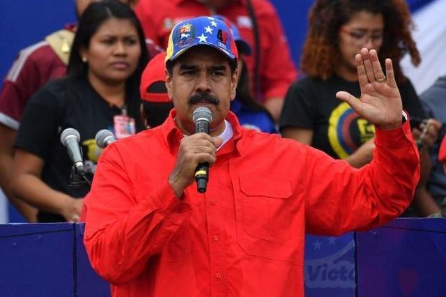 Tổng thống Venezuela kêu gọi đối thoại để sửa chữa sai lầm - 1