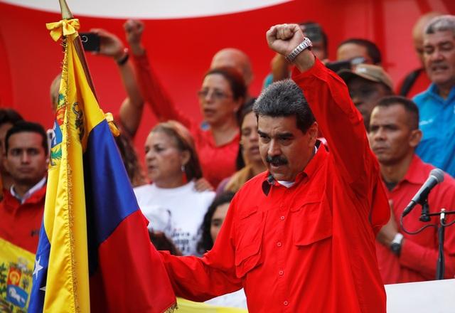 """""""Dấu chân"""" của Mỹ trong kế hoạch đảo chính bất thành tại Venezuela - 4"""