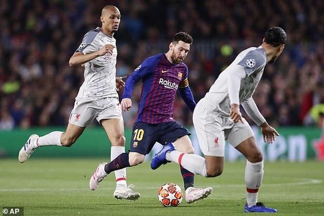 Xem lại Barcelona vs Liverpool, 2h00 ngày 02/05 (Champions League)