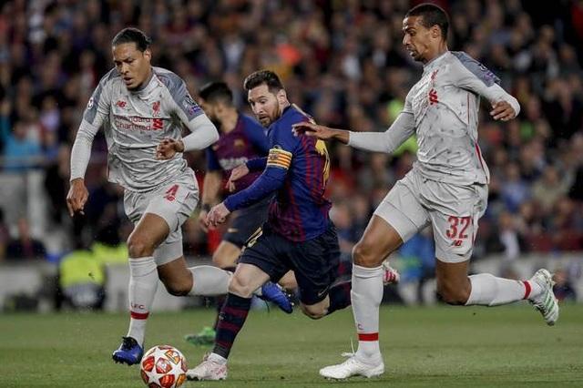 Barcelona 3-0 Liverpool: Cú đúp của Messi - 16