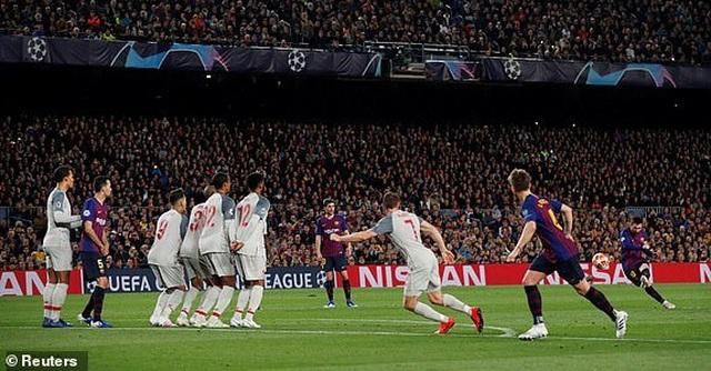 Barcelona 3-0 Liverpool: Cú đúp của Messi - 4