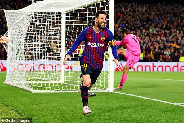 Barcelona 3-0 Liverpool: Cú đúp của Messi - 3