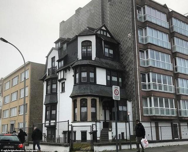 """Những ngôi nhà """"thảm họa"""" cho thấy đắc tội với kiến trúc sư là một sai lầm - 1"""