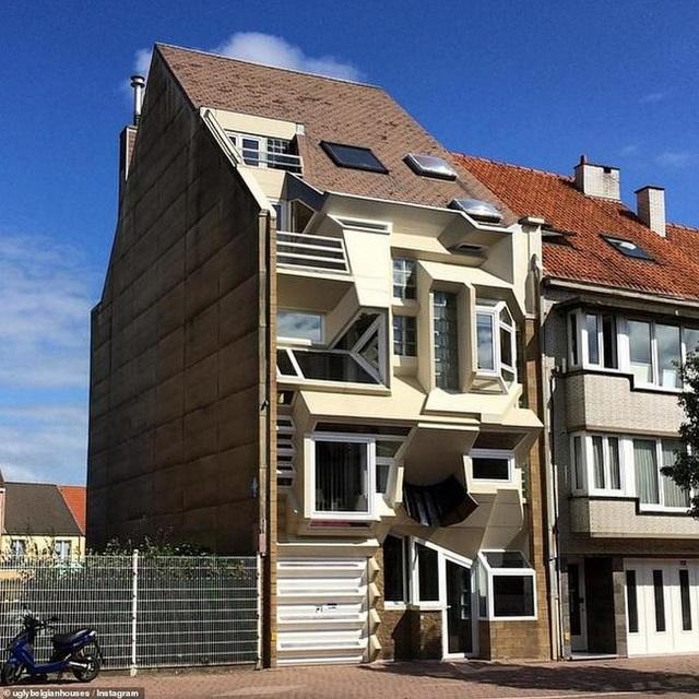"""Những ngôi nhà """"thảm họa"""" cho thấy đắc tội với kiến trúc sư là một sai lầm - 11"""