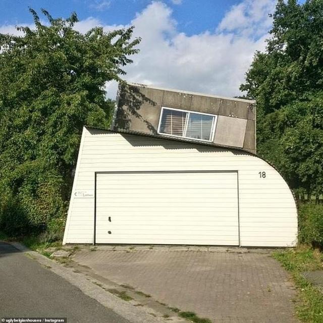 """Những ngôi nhà """"thảm họa"""" cho thấy đắc tội với kiến trúc sư là một sai lầm - 12"""