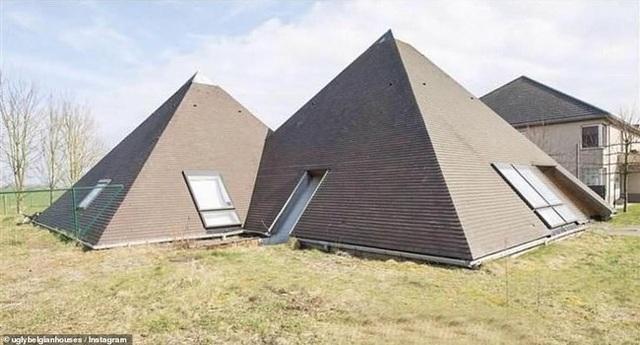 """Những ngôi nhà """"thảm họa"""" cho thấy đắc tội với kiến trúc sư là một sai lầm - 14"""