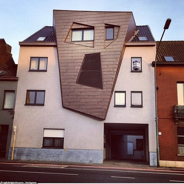 """Những ngôi nhà """"thảm họa"""" cho thấy đắc tội với kiến trúc sư là một sai lầm - 17"""