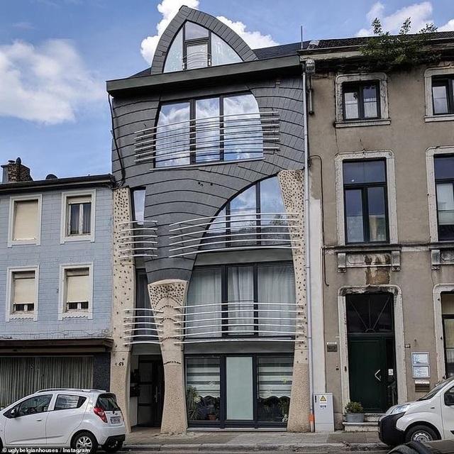 """Những ngôi nhà """"thảm họa"""" cho thấy đắc tội với kiến trúc sư là một sai lầm - 4"""