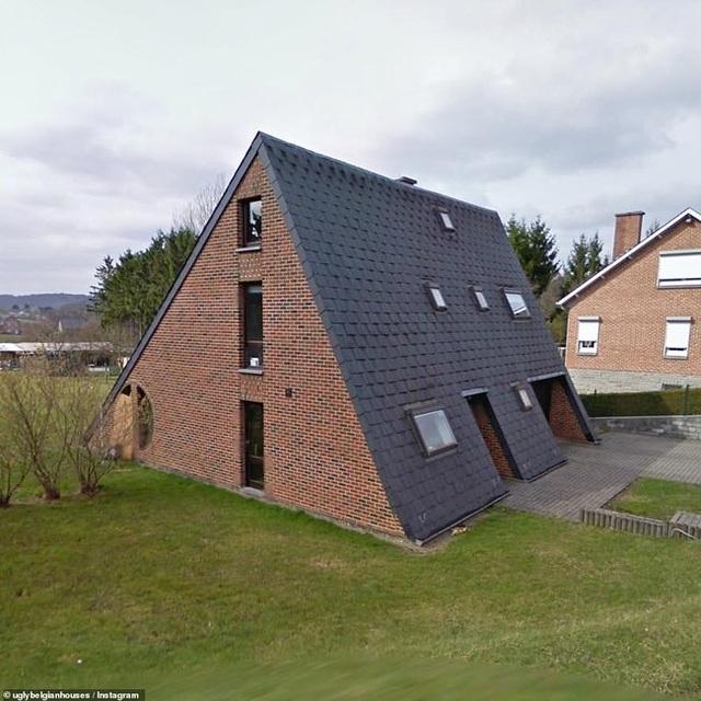 """Những ngôi nhà """"thảm họa"""" cho thấy đắc tội với kiến trúc sư là một sai lầm - 5"""