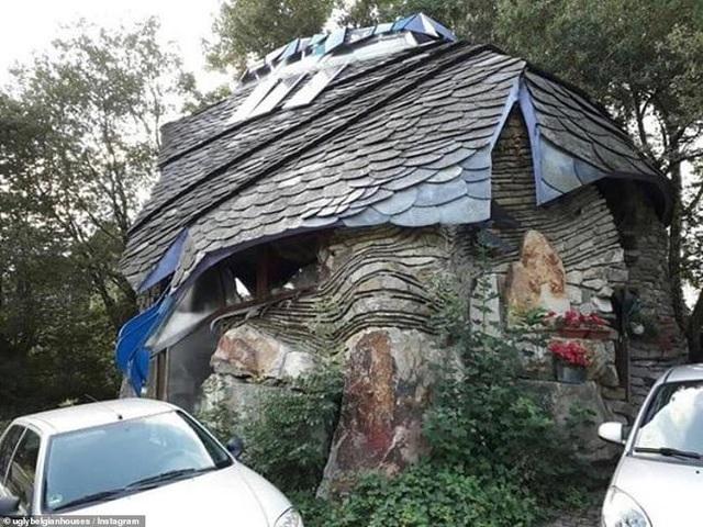 """Những ngôi nhà """"thảm họa"""" cho thấy đắc tội với kiến trúc sư là một sai lầm - 8"""