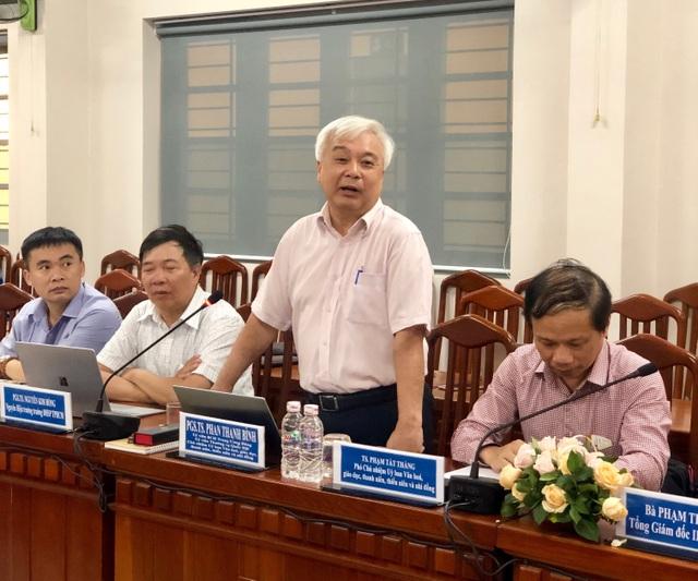 """""""Thật khó hiểu nói giáo dục Việt Nam là một trong 10 nền giáo dục tiên tiến nhất thế giới"""" - 3"""