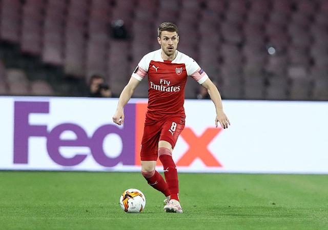 """Ramsey gửi tâm thư """"đầy nước mắt"""" chia tay người hâm mộ Arsenal - 2"""