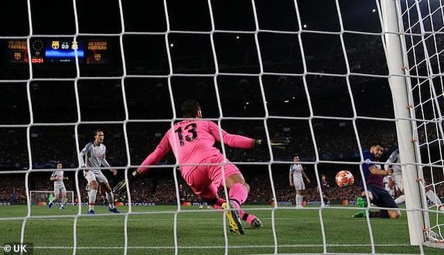 Barcelona 3-0 Liverpool: Cú đúp của Messi - 20