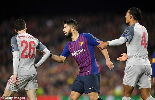 Barcelona 3-0 Liverpool: Cú đúp của Messi - 11