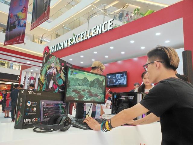 Taiwan Excellence trình diễn loạt sản phẩmnhắm tới game thủđộc đáo tại Việt Nam - 2