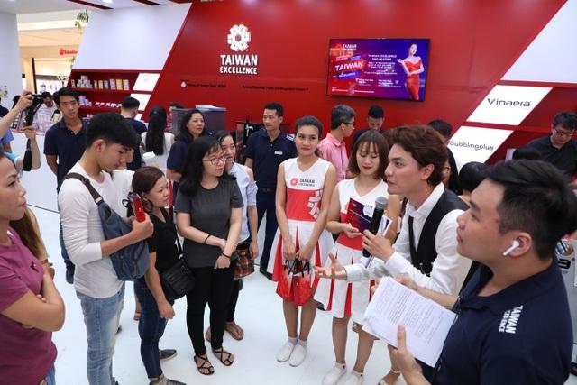 Taiwan Excellence trình diễn loạt sản phẩmnhắm tới game thủđộc đáo tại Việt Nam - 4