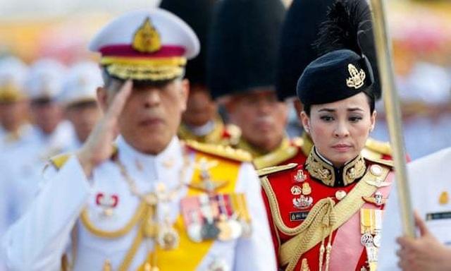 Con đường từ tiếp viên hàng không đến Hoàng hậu Thái Lan  - 3
