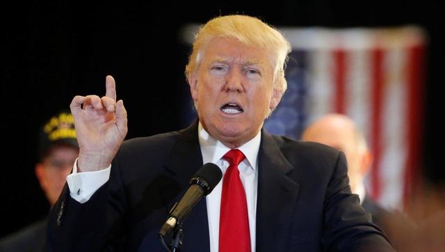 Ông Trump úp mở về kế hoạch lớn ở Venezuela vào tuần tới - 1