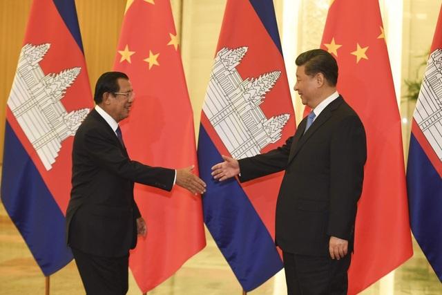 """Những dự án """"triệu đô"""" đưa Campuchia xích lại gần Trung Quốc - 1"""