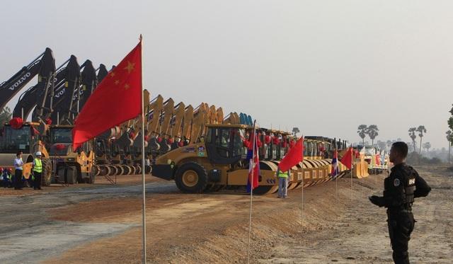"""Những dự án """"triệu đô"""" đưa Campuchia xích lại gần Trung Quốc - 2"""