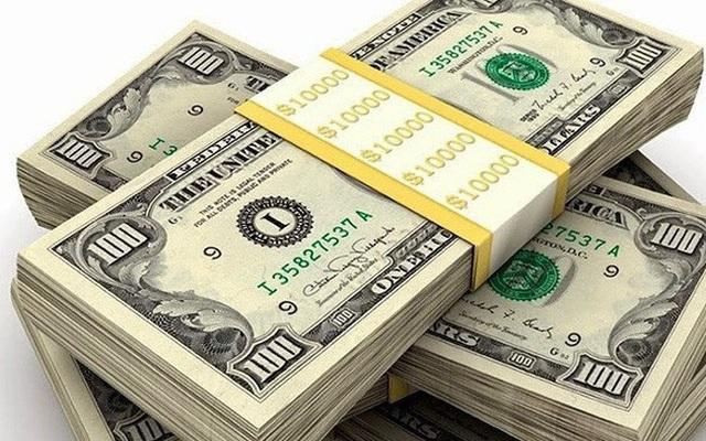 Giá USD bất ngờ giảm mạnh phiên cuối tuần - 1